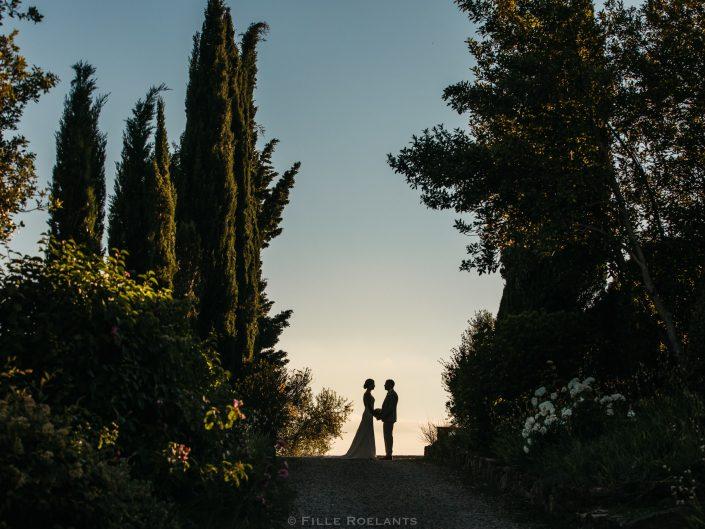 Kristof & Tina in Tuscany